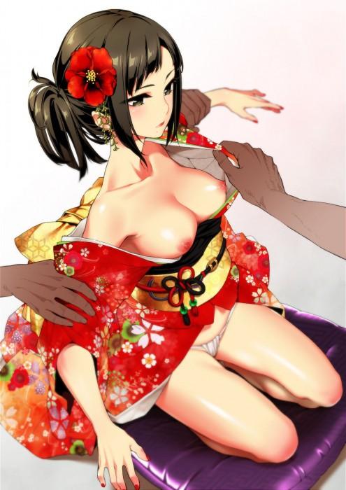 二次 萌え エロ フェチ おっぱい 巨乳 貧乳 ちっぱい 乳首 乳輪 乳房 谷間 女の子のおっぱいが綺麗に描けている二次画像 どアップ 乳寄せ 貧乳 ペッタンコ 二次エロ画像 oppai2018011343