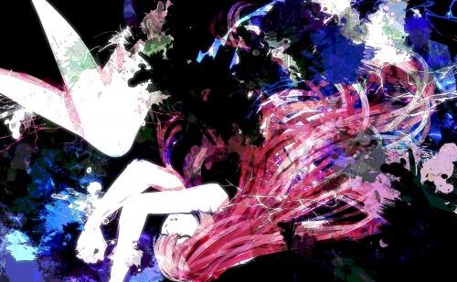 二次 微エロ ゲーム ボーカロイド 巡音ルカ 巨乳 ピンク髪 性能をもてあます ピンクの女神 二次非エロ画像 megurineluka2018020218
