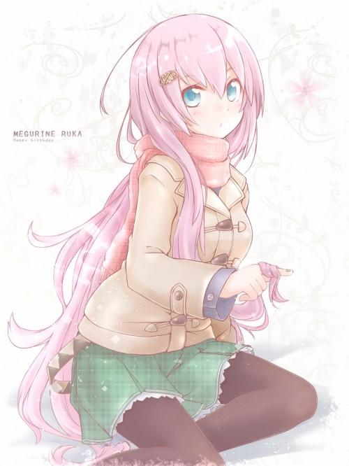 二次 微エロ ゲーム ボーカロイド 巡音ルカ 巨乳 ピンク髪 性能をもてあます ピンクの女神 二次非エロ画像 megurineluka2018020239