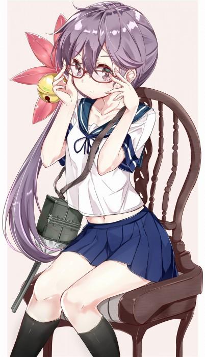 二次 非エロ 萌え フェチ メガネ めがね 眼鏡 眼鏡っ娘 二次非エロ画像 meganekuitto2018032929