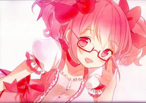 二次 非エロ 萌え フェチ メガネ めがね 眼鏡 眼鏡っ娘 二次非エロ画像 meganekuitto2018032941