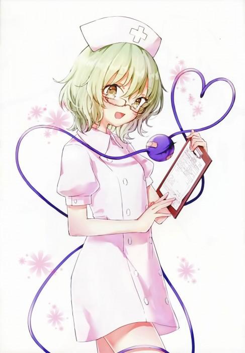 二次 フェチ 萌え 制服 ナース エロ コスプレ 看護婦 白衣の天使 注射器 聴診器 白衣 コート ナースキャップ 働く女 保健医 保健室の先生 二次エロ画像 nurse2018041947