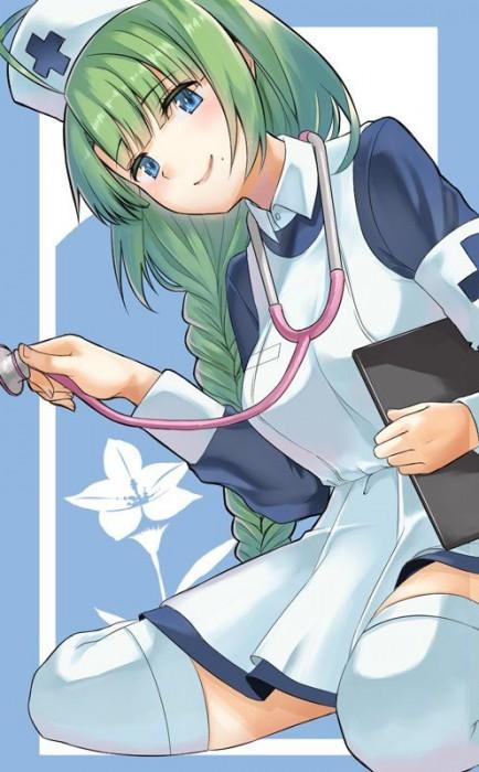 二次 フェチ 萌え 制服 ナース エロ コスプレ 看護婦 白衣の天使 注射器 聴診器 白衣 コート ナースキャップ 働く女 保健医 保健室の先生 二次エロ画像 nurse2018041948
