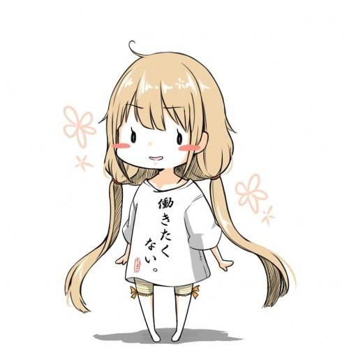 二次 非エロ 萌え クソT・ダサT Tシャツ 文字入り服 二次非エロ画像 kusotshirt10020180524073
