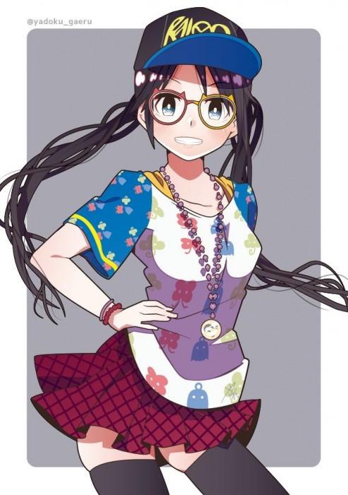 二次 エロ 萌え フェチ メガネ めがね 眼鏡 眼鏡っ娘 二次エロ画像 megane2018052220