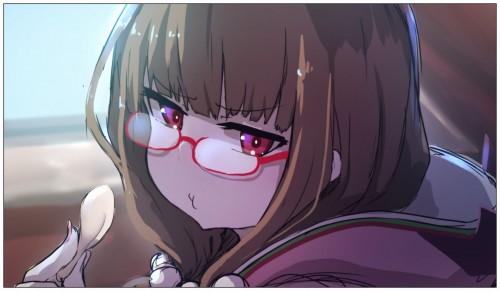 二次 エロ 萌え フェチ メガネ めがね 眼鏡 眼鏡っ娘 二次エロ画像 megane2018052232