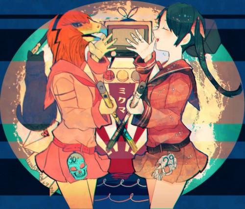 二次 エロ 萌え フェチ 艦隊これくしょん 擬人化 最上型重巡洋艦 三隈 セーラー服 ツインテール くまりんこ 黒髪 もがみん リボン マイクロビキニ 二次エロ画像 mikumakancolle2018060427