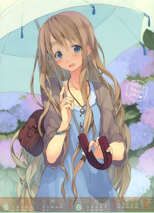 二次 微エロ 萌え フェチ 美少女風景 傘 夏 梅雨 紫陽花 花 日傘 和傘 濡れてる 透けてる 二次微エロ画像 umbrella10020180621014