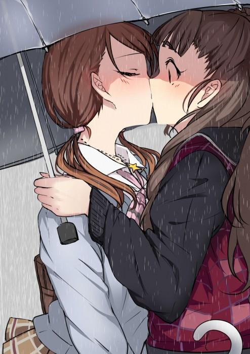 二次 微エロ 萌え フェチ 美少女風景 傘 夏 梅雨 紫陽花 花 日傘 和傘 濡れてる 透けてる 二次微エロ画像 umbrella10020180621042