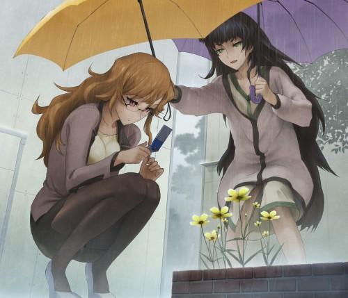 二次 微エロ 萌え フェチ 美少女風景 傘 夏 梅雨 紫陽花 花 日傘 和傘 濡れてる 透けてる 二次微エロ画像 umbrella10020180621063