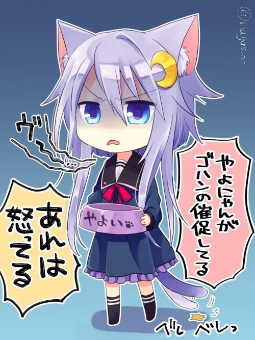 二次 非エロ 萌え ゲーム 艦隊これくしょん 艦これ 擬人化 ロリ 弥生 薄紫髪 セーラー服 腹チラ 少女 ょぅι゛ょ 怒ってなんかないよ、怒ってなんか… 二次微エロ画像 yayoikancolle2018071336