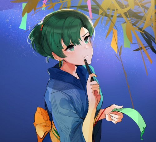 二次 萌え エロ フェチ 和服 着物 浴衣 はだけた 花火 脱衣 季節 夏 お祭り 二次エロ画像 yukata10020180726033