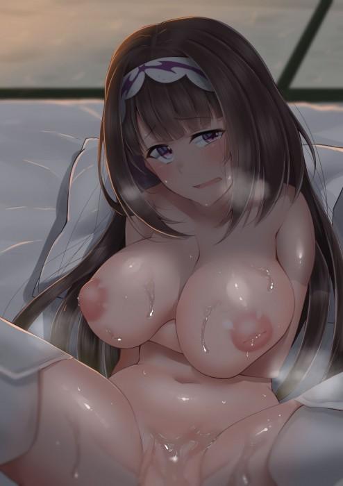 二次 エロ 萌え フェチ 巨乳 おっぱい 陥没乳首 シャイリーニップル 陥没乳頭 二次エロ画像 kanbotsuchikubi2018080803