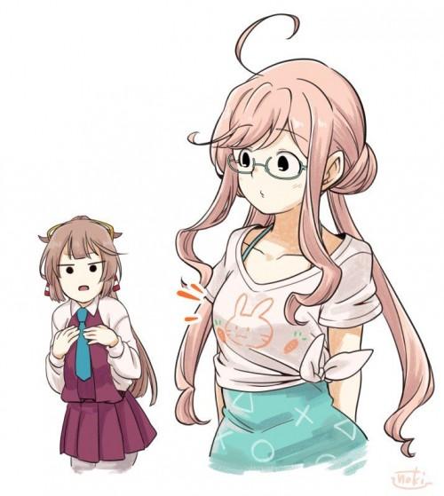 二次 エロ 萌え フェチ メガネ めがね 眼鏡 眼鏡っ娘 二次エロ画像 megane2018080908