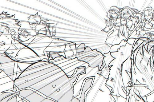 二次 萌え エロ アニメ ゲーム ビジュアルノベル Fate GrandOrder スカサハ・スカディ 巨乳 ドレス おっぱいドレス 王冠・ティアラ パンティストッキング・タイツ ポニーテール 二次エロ画像 scathachskadifate2018081147
