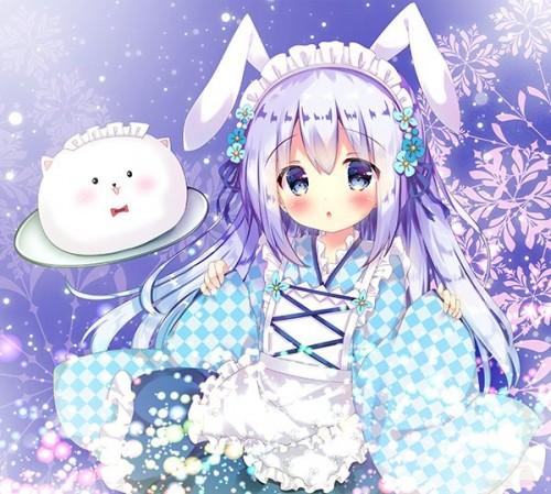 二次 エロ 萌え フェチ コスプレ うさ耳 けもみみ 獣耳 ウサギの真似 二次エロ画像 usamimi10020180821019