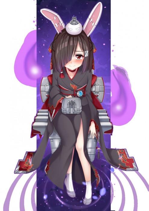 二次 エロ 萌え フェチ コスプレ うさ耳 けもみみ 獣耳 ウサギの真似 二次エロ画像 usamimi10020180821031