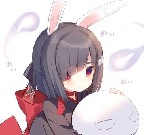 二次 エロ 萌え フェチ コスプレ うさ耳 けもみみ 獣耳 ウサギの真似 二次エロ画像 usamimi10020180821032