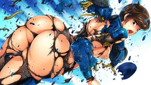 二次 エロ 萌え フェチ エロハプニング 服が破けてる ビリビリ ラッキースケベ 半裸 中破 大破 レイプ 強姦 着衣SEX 二次エロ画像