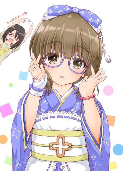 二次 エロ 萌え フェチ メガネ めがね 眼鏡 眼鏡っ娘 二次エロ画像