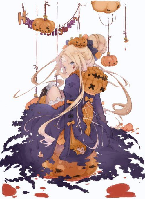 二次 萌え 微エロ フェチ 縞々ニーソ 魔女っ娘 魔法使い 武装少女 魔法少女 つば広帽 魔方陣 ステッキ 杖 箒 小悪魔 ハロウィン 仮装 コスプレ カボチャ トリックオアトリート 二次非エロ画像