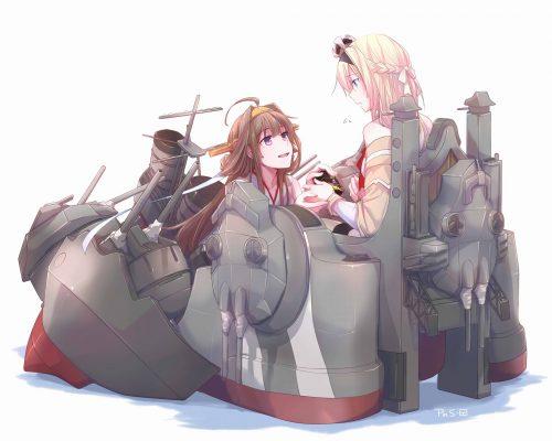 二次 エロ 萌え ゲーム 艦隊これくしょん 艦これ 擬人化 ウォースパイト 金髪 巨乳 ガーターベルト クイーン・エリザベス級 オールド・レディ ウォッパイ 三つ編み 王冠・ティアラ スパ子 二次エロ画像