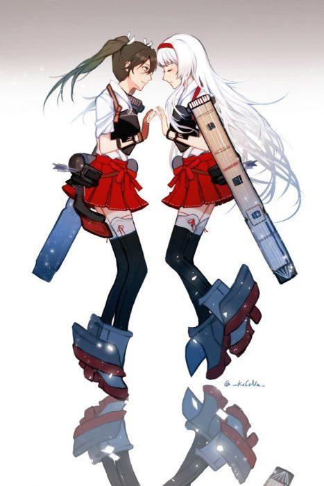 二次 エロ 萌え ゲーム 艦隊これくしょん 艦これ 擬人化 瑞鶴 ツインテール 貧乳  提督爆撃系女子 ずいずい 二次エロ画像